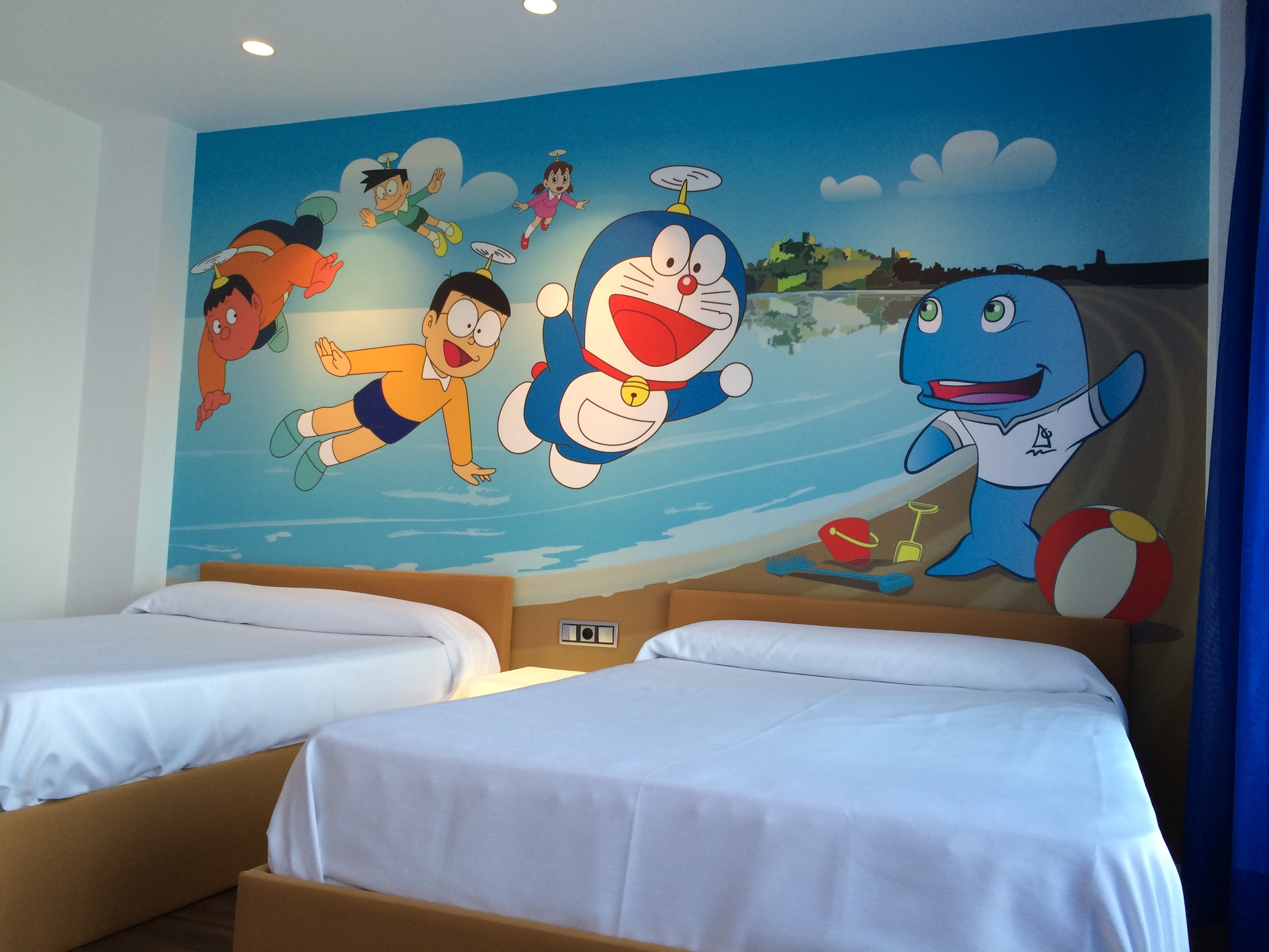 Habitaciones tem ticas infantiles del hotel acuazul hoteles mediterraneo - Habitaciones tematicas infantiles ...