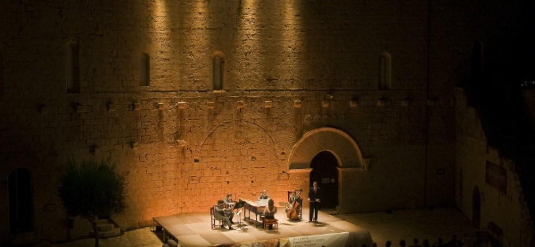peñiscola teatro clasico