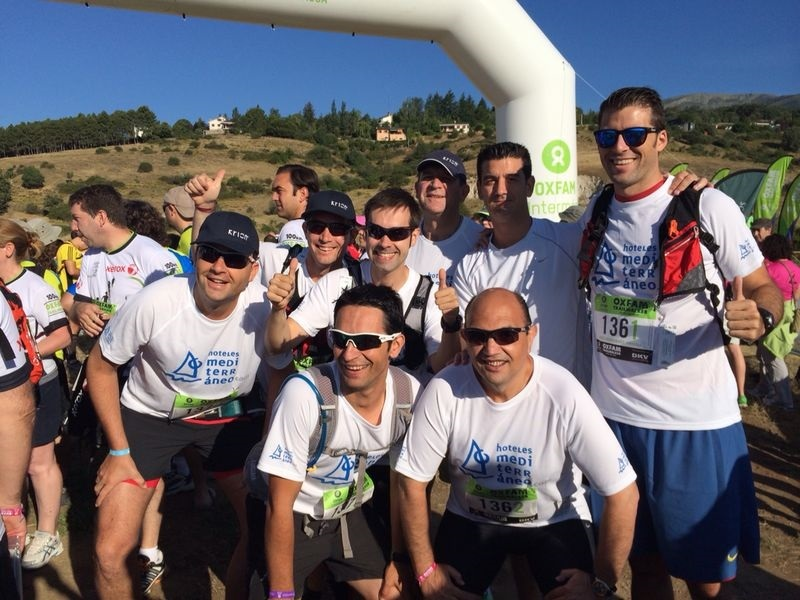 trailwalker madrid 2014