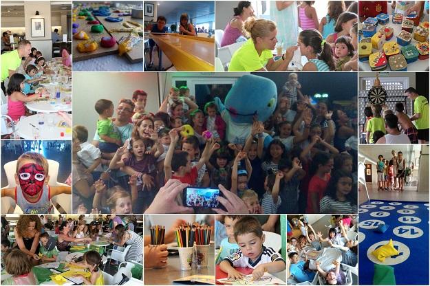 Mejores hoteles con animacion infantil en España