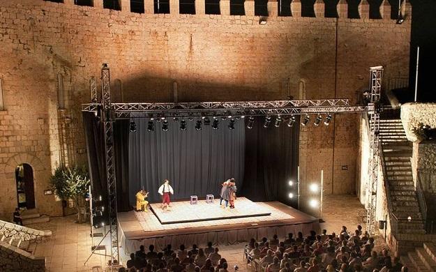 Festival de Teatro Clásico Castillo de Peñíscola