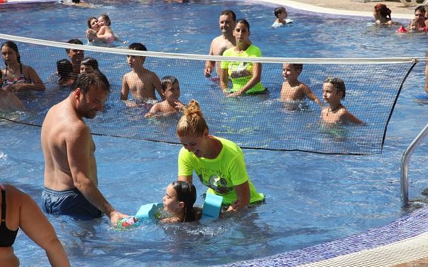 Hoteles con actividades acuaticas