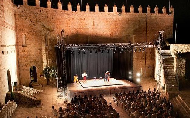 Teatro en Peñíscola