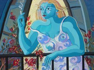 Actividades culturales Peñiscola Agosto Pintura