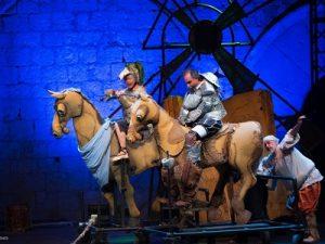 Actividades culturales Peñiscola Agosto Teatro