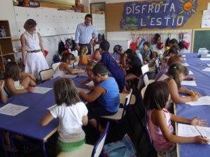 Actividades Escola d´Estiu Peñiscola