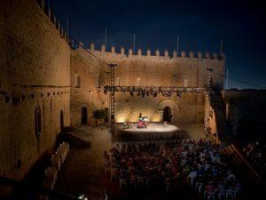 Espectaculos musicales Peñiscola Agosto
