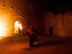 Visitas guiadas nocturas Castillo de Peñiscola