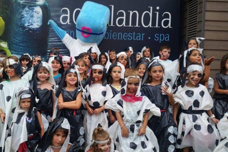 Actividades de animación infantil en Peñíscola - Acualandia