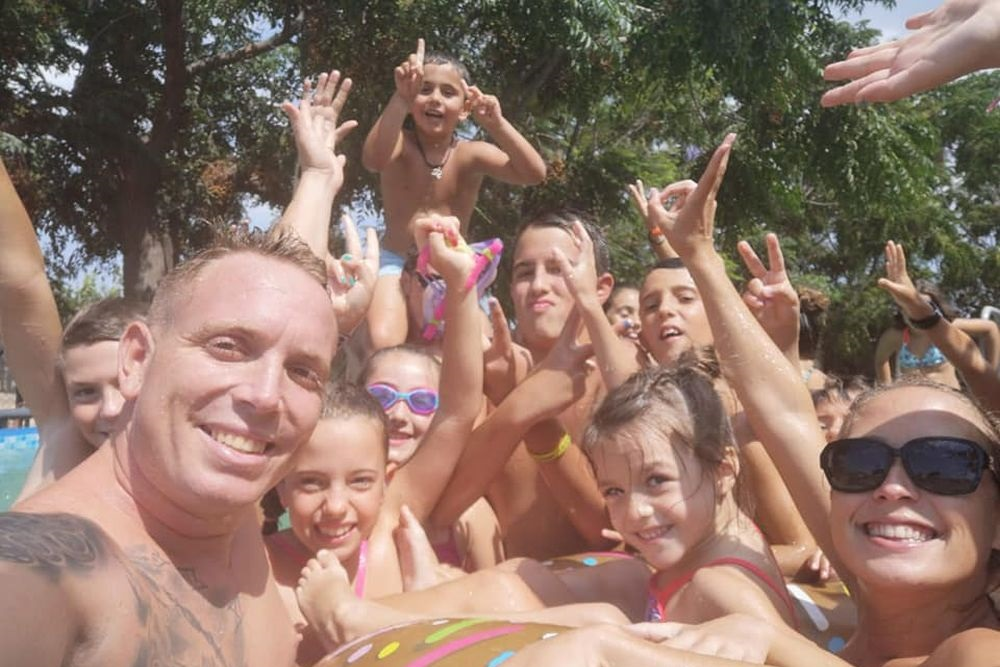 Viajar con hijos a Peñíscola - Acualandia