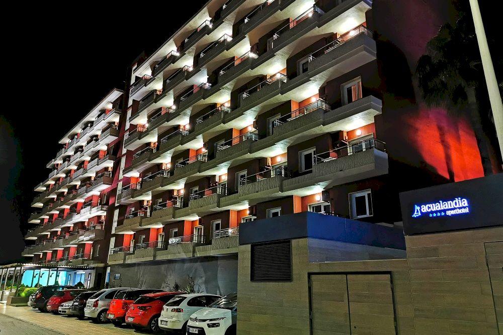 Hotel 4 estrellas en Peñíscola - Acualandia