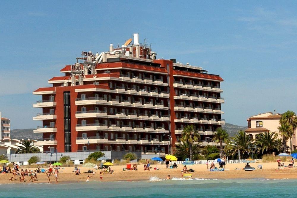 Hotel en la playa de Peñíscola - Acualandia