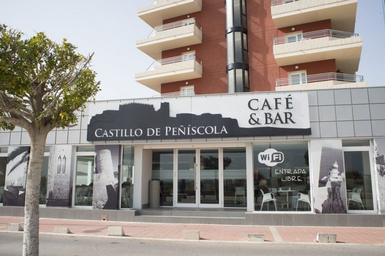 Restaurante café en Peñíscola - Acualandia