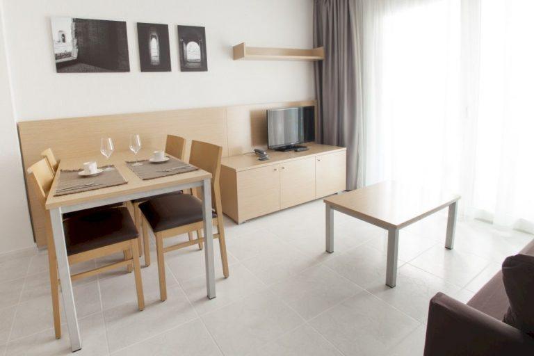 Apartamentos en Peñíscola a primera línea de playa