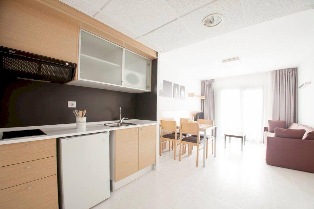 Aparthotel en Peñíscola - Acuazul
