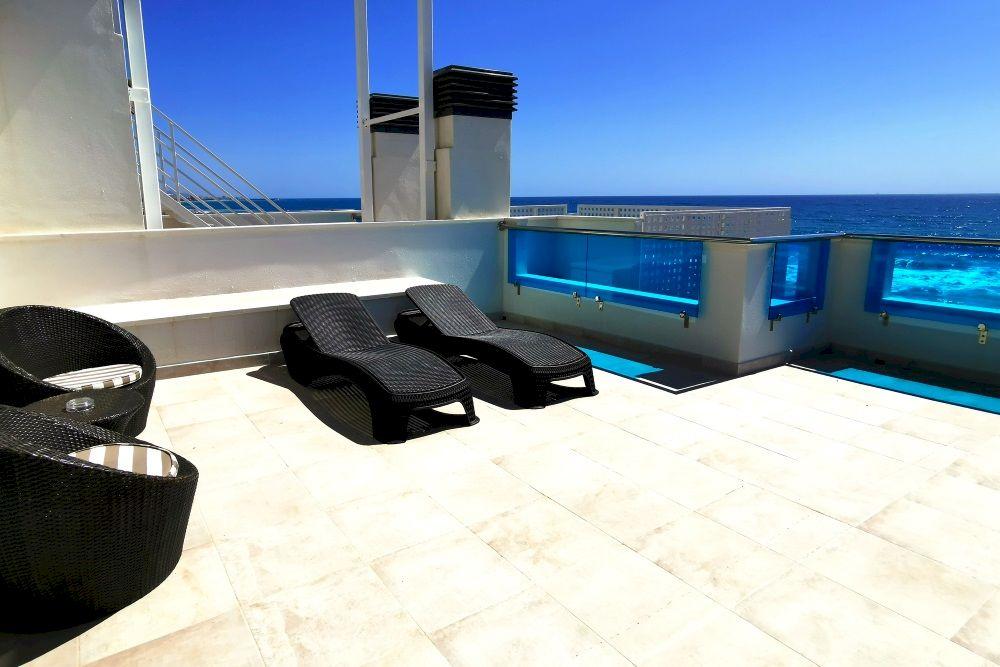 Apartamentos de lujo en playa de Peñíscola - Acuazul