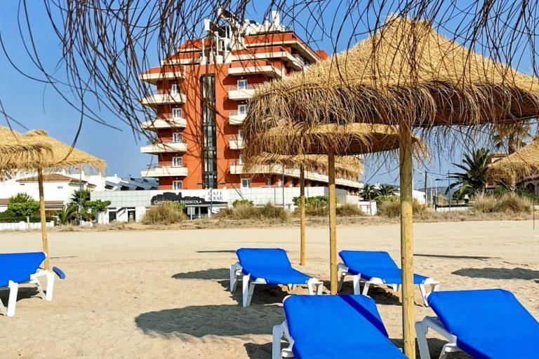 Hotel con Beach Club en Peñíscola - Acualandia