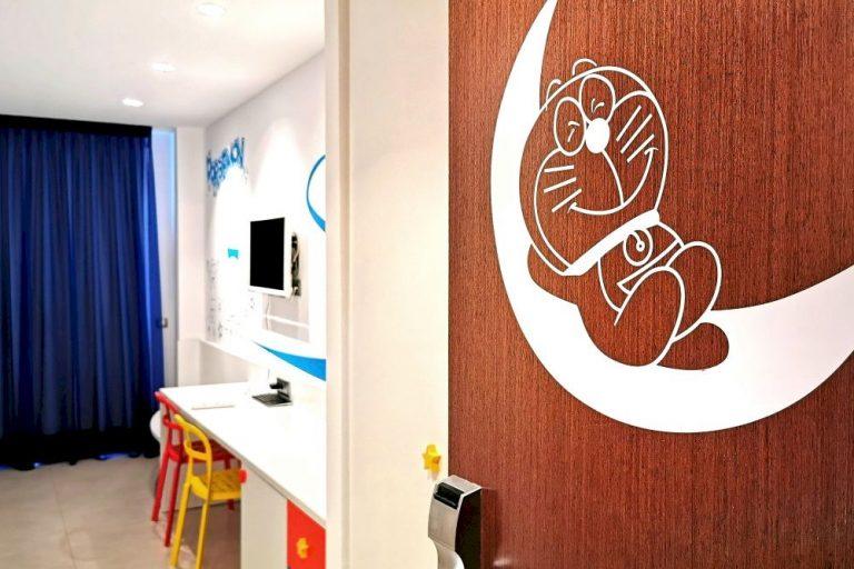 Habitaciones tematicas infantiles hotel Peñíscola - Acuazul
