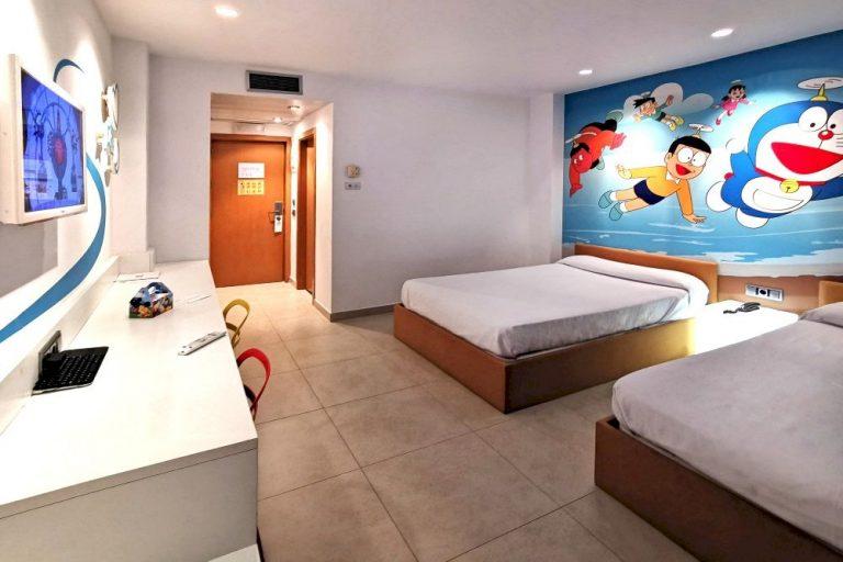 Hoteles para niños en Peñíscola - Acuazul