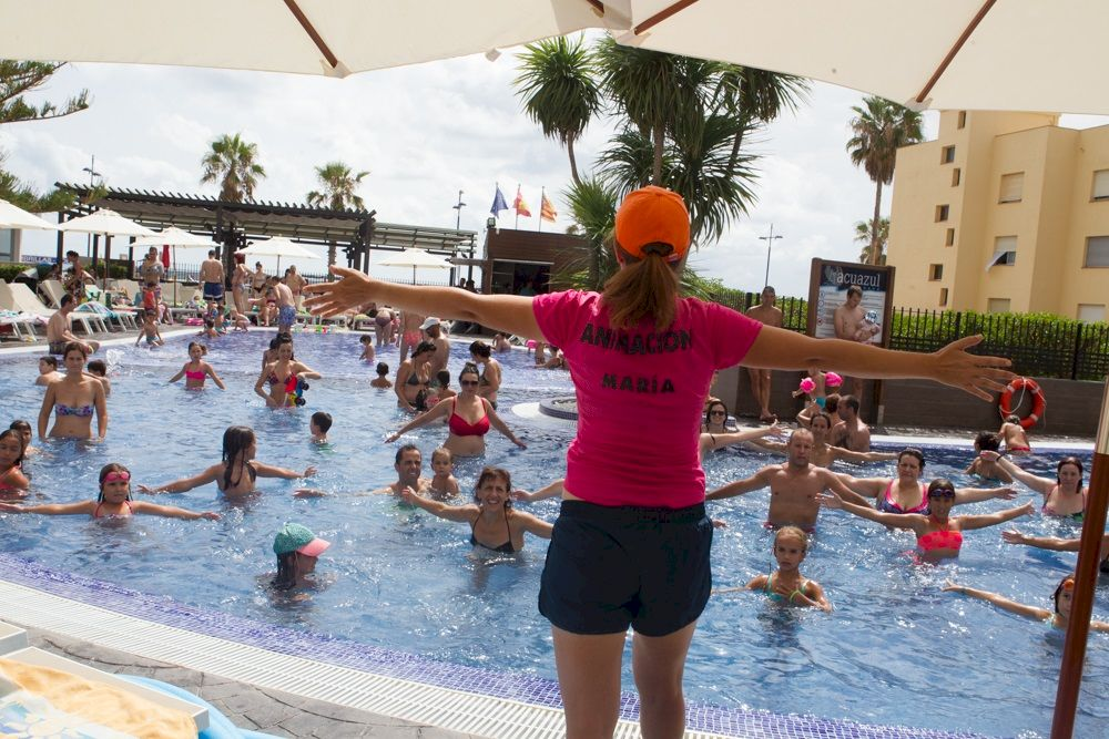 Hotel con mejor programa de animación en Peñíscola
