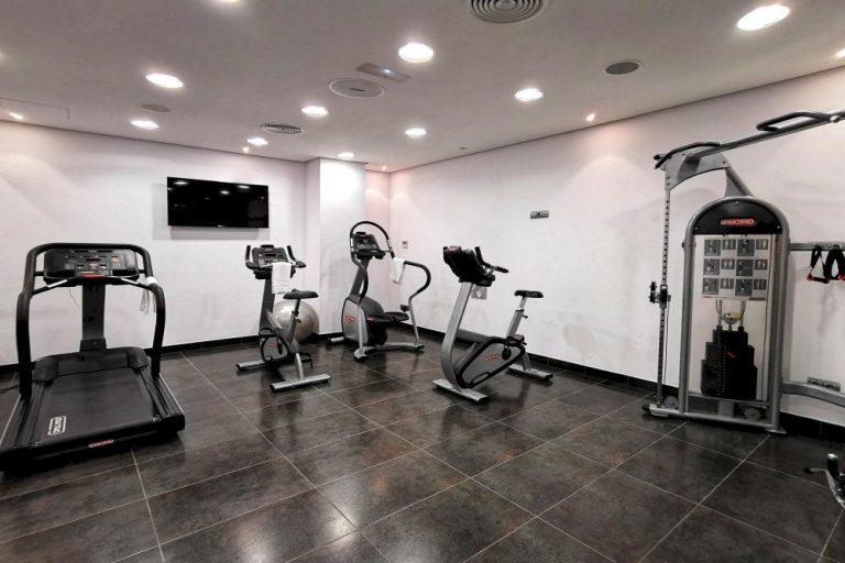 Hotel en Peñíscola con gimnasio - Acuazul