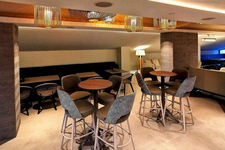Hotel con bar y terraza en Peñíscola - Acuazul