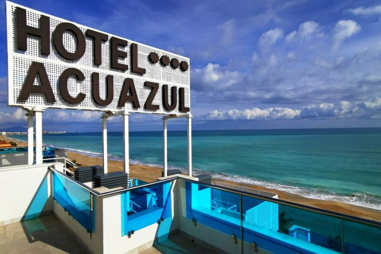 Hotel mejor valorado en Peñíscola - Acuazul