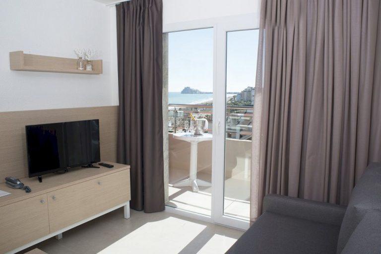 Hotel pensión completa Peñíscola - Acualandia