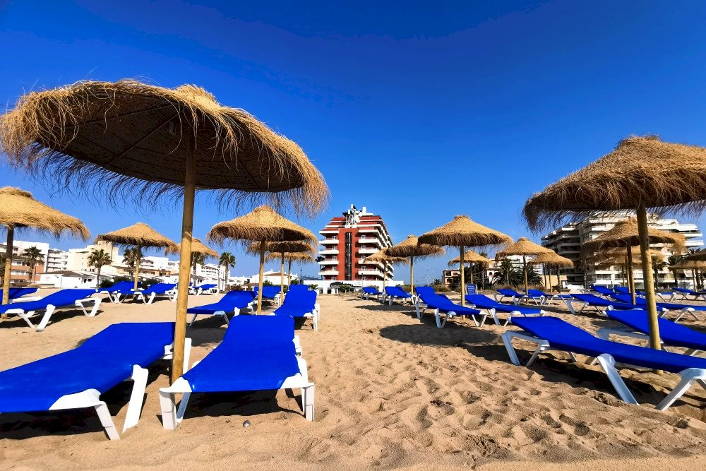 Hotel primera línea playa Peñíscola - Acualandia