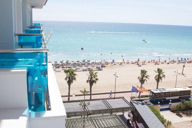 Hotel en Peñíscola con piscina - Acuazul