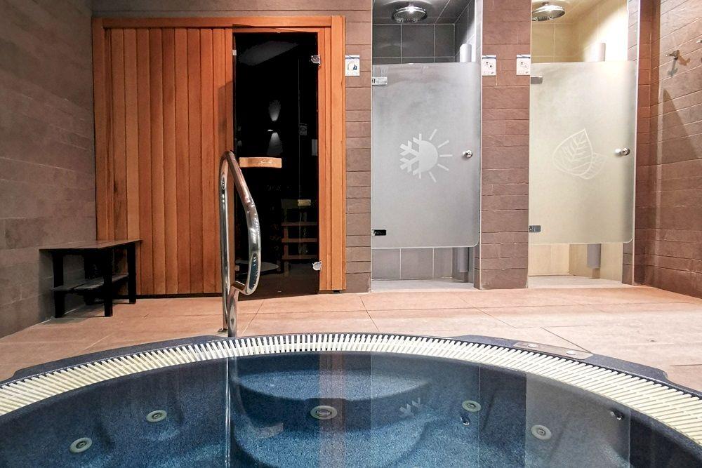 Hoteles con spa en Peñíscola - Acuazul
