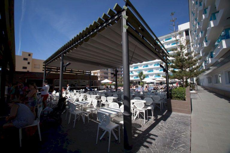 Hotel en Peñíscola para niños - Acuazul
