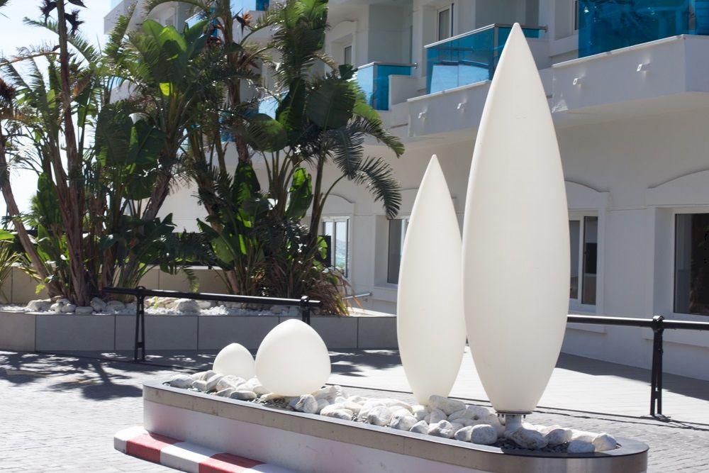 Hoteles a primera línea de playa de Peñíscola - Acuazul