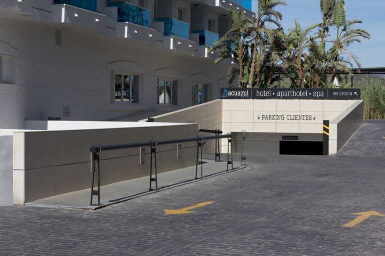 Hoteles todo incluido en Peñíscola - Acuazul