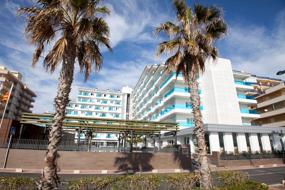 Hoteles en Peñíscola con toboganes - Acuazul
