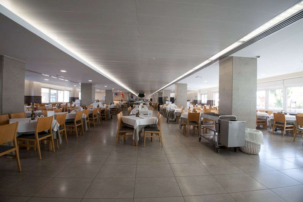 Hoteles pensión completa en Peñíscola - Acuazul