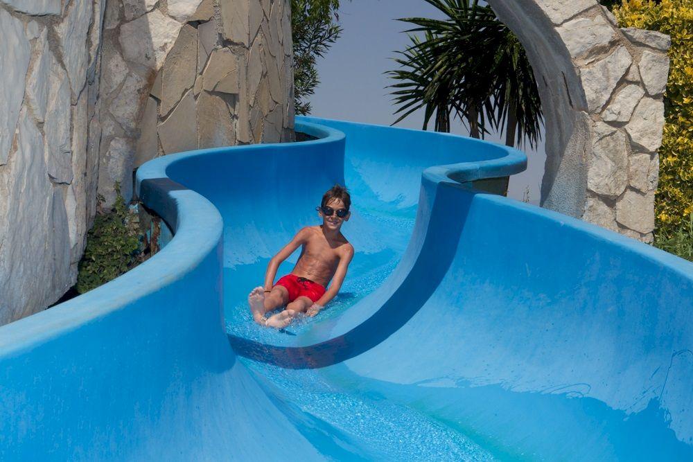 Hotel en peñíscola con parque acuático - Acualandia