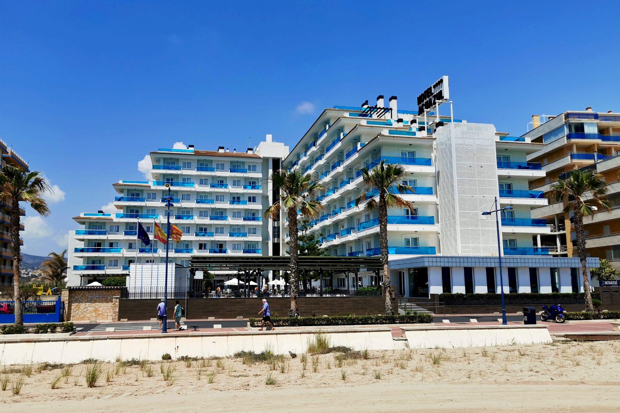 Hotel en Peñíscola todo incluido