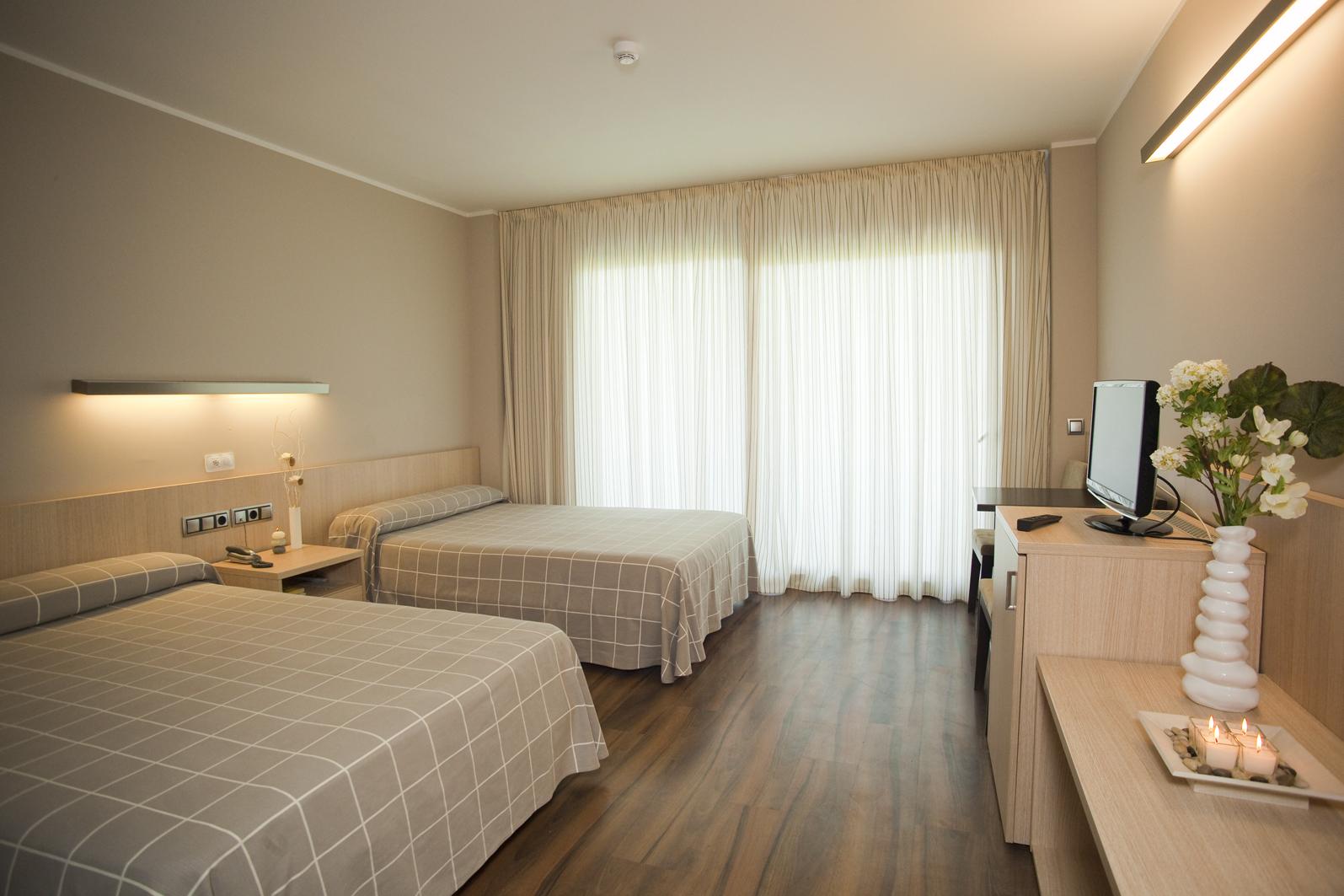 Habitación Estándar Hotel Acuazul